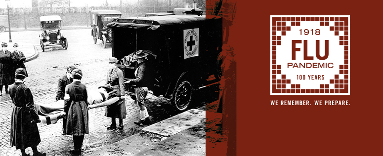 CDC Commemorates the 1918 Influenza Pandemic