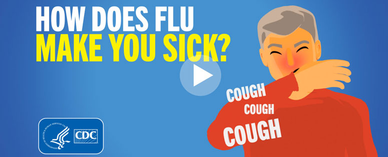 Join the Fight Against Flu! Everyone 6 months and older needs a flu vaccine each year.