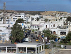 Neighborhood in Tunisia