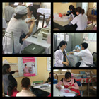 Workers in Vietnam with Seasonal Influenza Vaccine