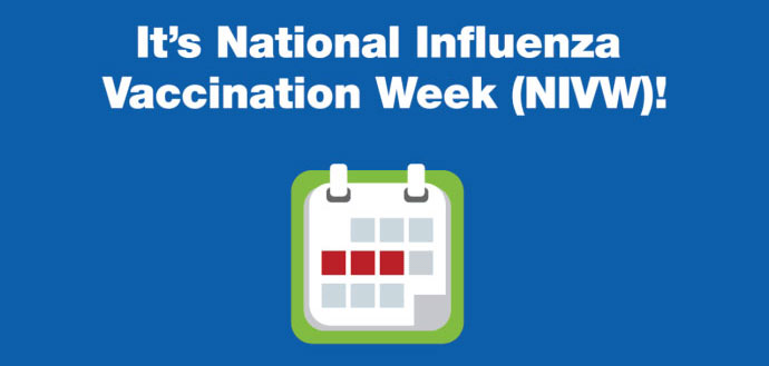 Image result for national influenza vaccination week