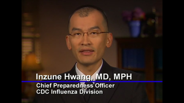 CDC H1N1 (Swine Flu) Response Actions and Goals