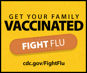 Get a Flu Vaccine: Its the best way to #FightFlu