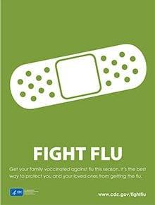 Combatir la influenza