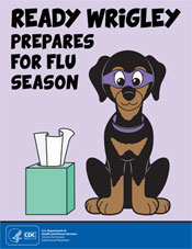 Ready Wrigley prepares for flu season