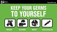 Keep Germs to Yourself