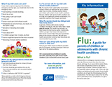 Brochure on vaccinating children