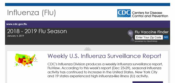 Flu Newsletter