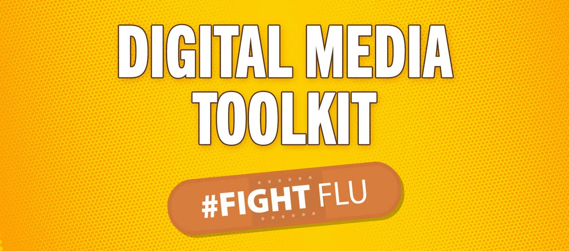 Digital Media Toolkit #fighflu