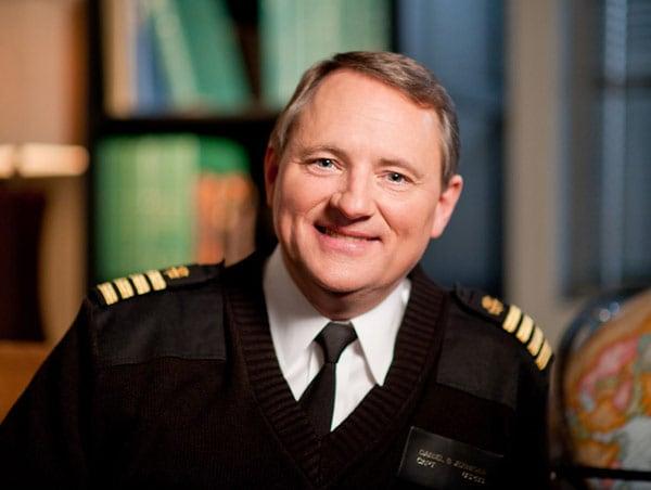 Daniel Jernigan, Director de la División de Influenza