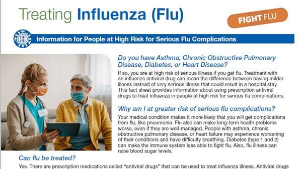 Cómo tratar la influenza pdf