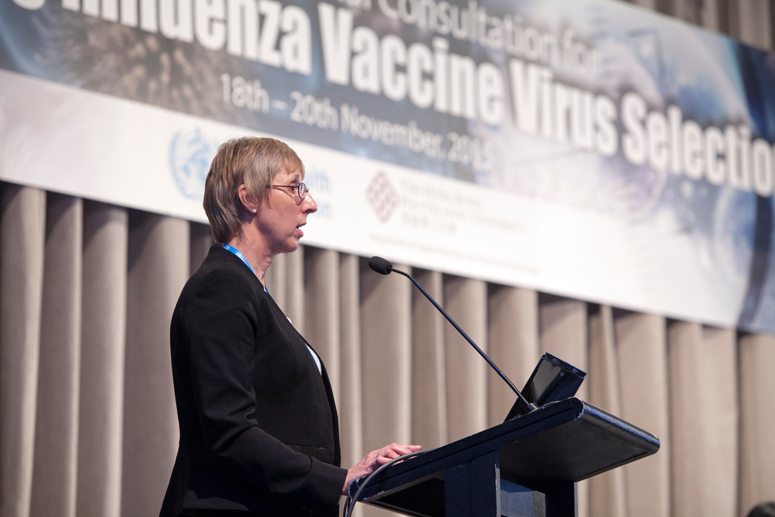 vaccine virus selection meeting