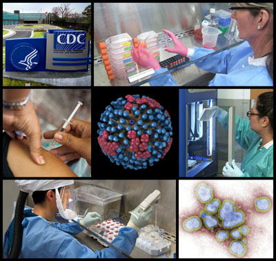 CDC's World Health Organization (WHO) Collaborating Center for Surveillance, Epidemiology and Control of Influenza