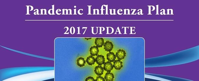 Actualización del plan contra la influenza pandémica 2017
