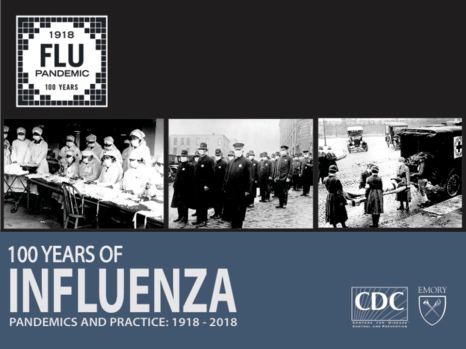 Graphic: 1918 Pandemic Flu Symposium