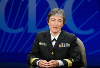 Anne Schuchat, MD (RADM, USPHS)