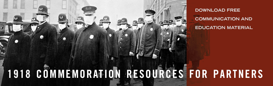 1918 Commemoration Resources for Partners