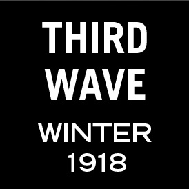 Graphic: Third wave - winter 1918