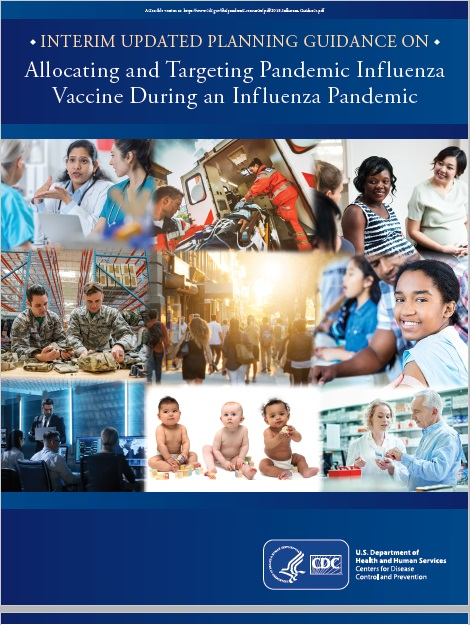 Pandemic flu guidance pdf