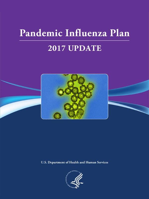 Plan contra la influenza pandémica del HHS