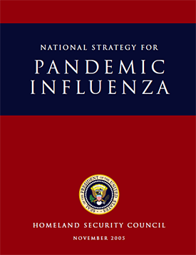 pandemic influenza strategy
