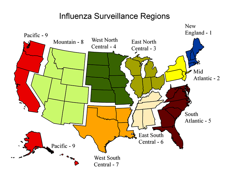 Emergency Preparedness Committee: Flu and Health GIS
