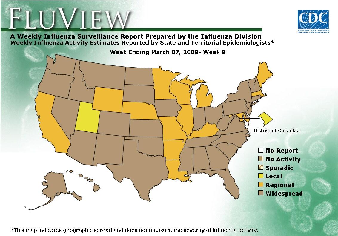 美国其实很脆弱,看看你的州沦陷了没有:
