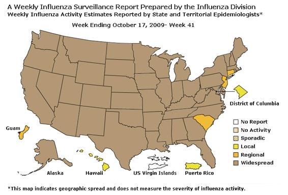 cdc - seasonal influenza  flu