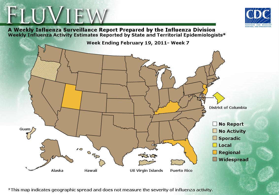 WEEK 7, 2010 FLU MAP NOT PRESENT ON SERVER