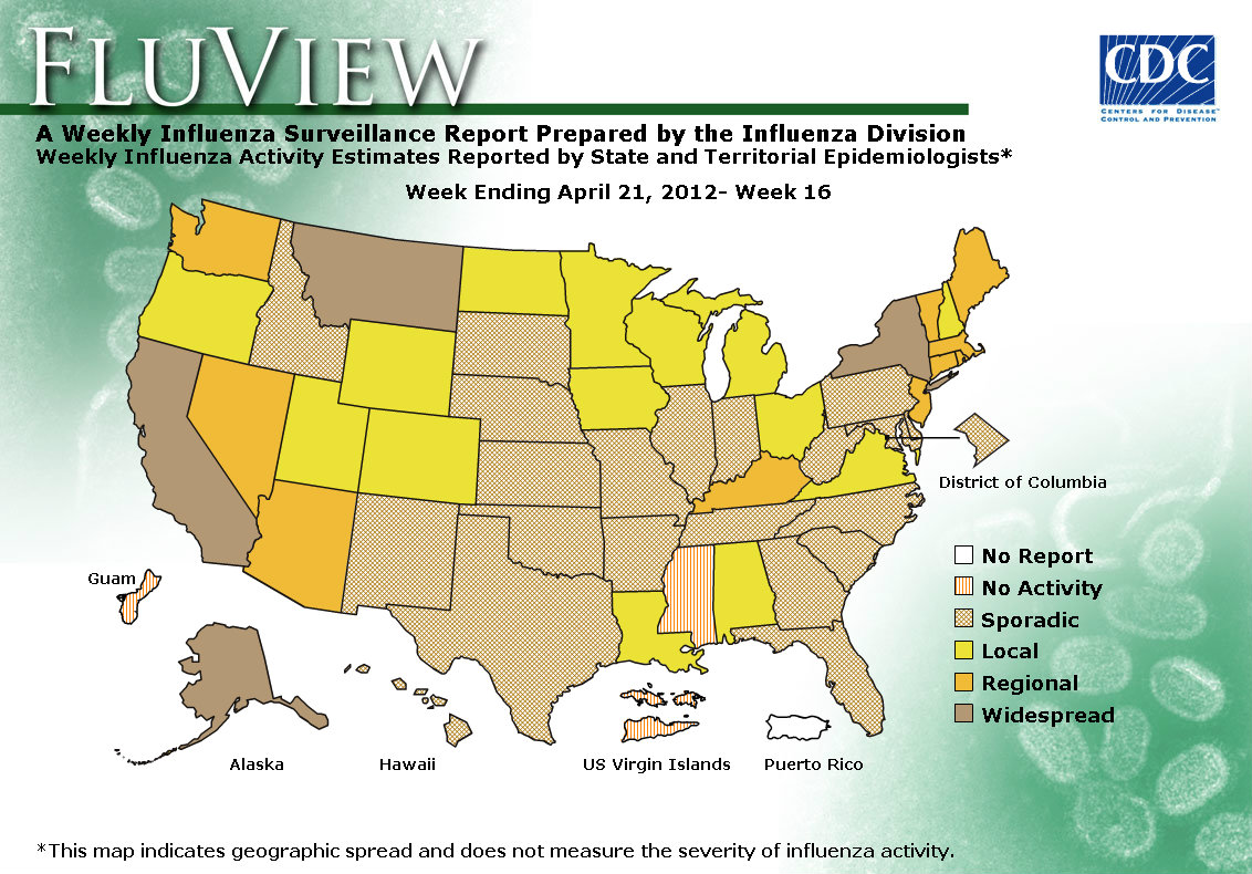 WEEK 16, 2011 FLU MAP NOT PRESENT ON SERVER
