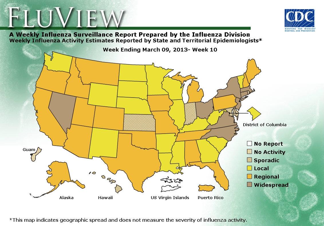 WEEK 10, 2012 FLU MAP NOT PRESENT ON SERVER