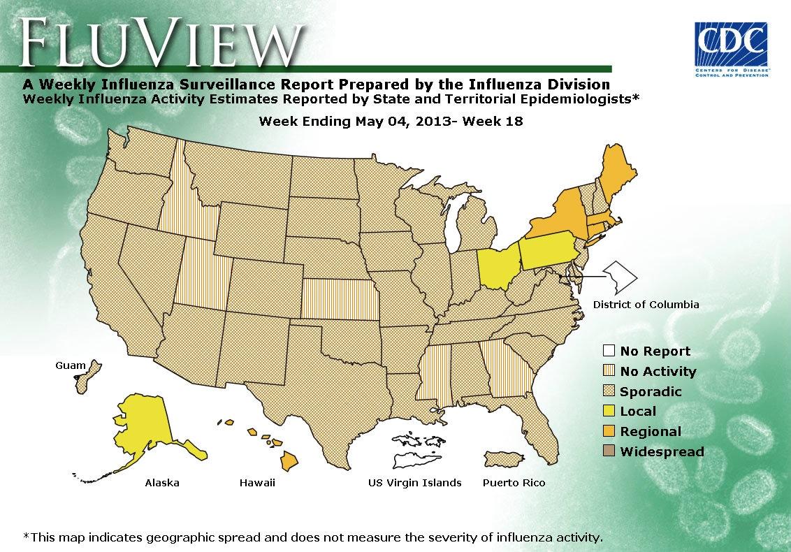 WEEK 18, 2012 FLU MAP NOT PRESENT ON SERVER