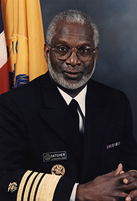 David Satcher, MD, PhD, United States Surgeon General