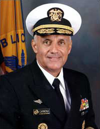 Richard H. Carmona, M.D., M.P.H., F.A.C.S. VADM, USPHS, United States Surgeon General