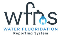 Water Fluoridation Reporting System (WFRS) logo