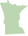 state map of Minnesota