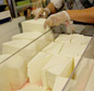 Photo: Blocks of Queso Fresco cheese