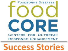 FoodCORE Successe Stories logo