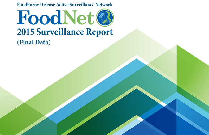 FoodNet 2015 Surveillance Report Cover