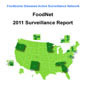 Graphic: FoodNet 2011 Annual Report Cover