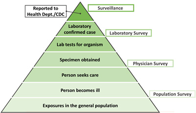 Burden of illness pyramid