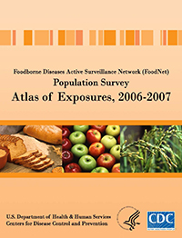 FoodNet Atlas of Exposure, 2006-2007 vover