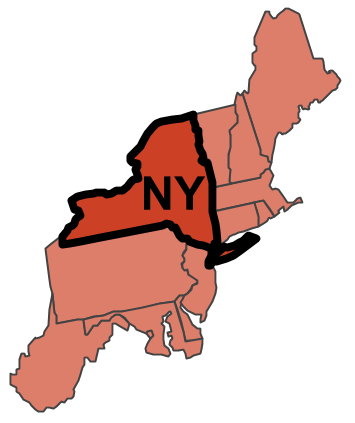 New York Region