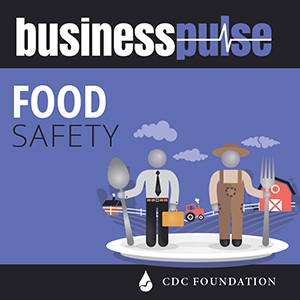 Graphic: Business Pulse. Food Safety
