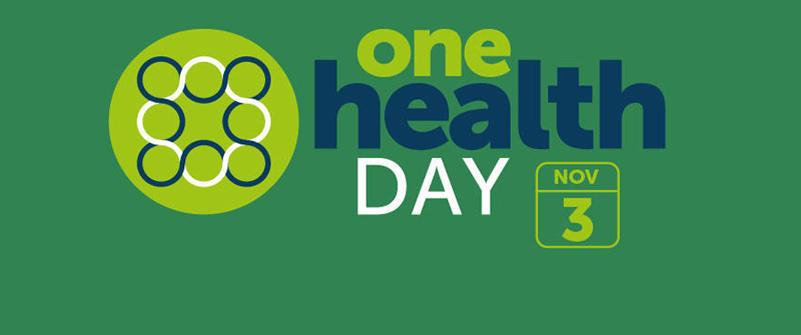 One Health Day - The health of people and safe food is connected to the health of animals and the environment