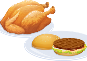 Avoid food poisoning use correct food temperatures for chicken and meat