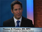 Dr. Thomas R. Frieden - Three Winnable Battles and Other Wars - Medscape