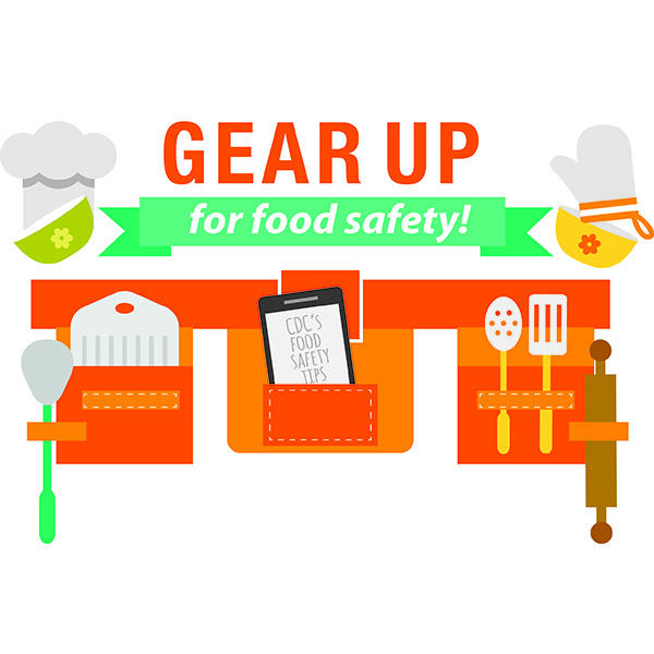Choose and use these kitchen tools every time you prepare food to help prevent food poisoning.