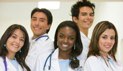 Image of healthcare workers.