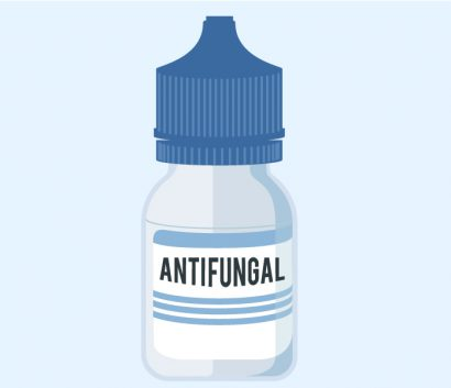 Image of antifungal treatment medicine